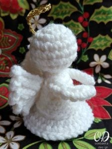 Little Crochet Angel