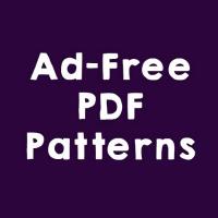 AD-FREE PDF PATTERNS