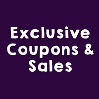 exclusive sales and coupons
