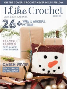 I Like Crochet Winter Issue