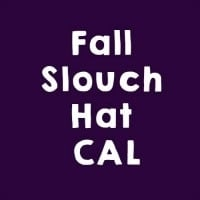 Fall Slouch Hat CAL