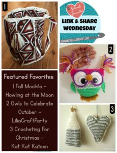 Let's Celebrate With Crochet! Featured Favorites