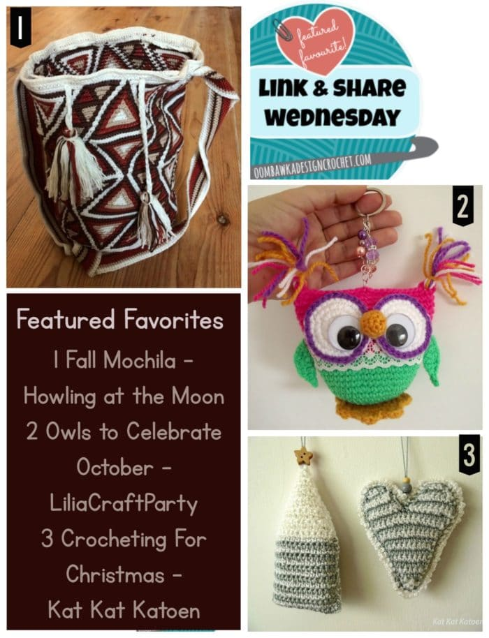 Celebrate with Crochet - This week's Featured Favorites