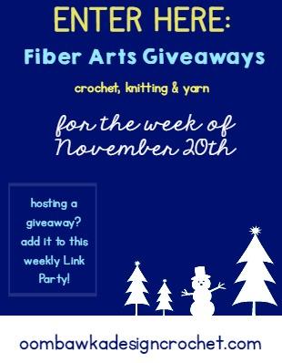 November 20 Giveaways