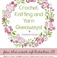 Giveaways Collection – Crochet and Yarn and Knitting!