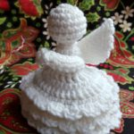 Joy Crochet Angel Pattern Oombawka Design