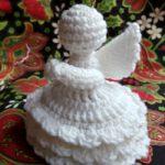 Joy Crochet Angel
