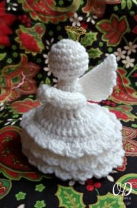 Joy Crochet Angel