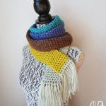 Sinfully Simple Unisex Winter Scarf Oombawka Design