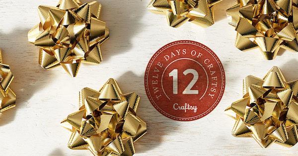 12 Days of Craftsy