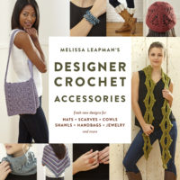 Designer Crochet Accessories – Review, Pattern Excerpt and Giveaway!