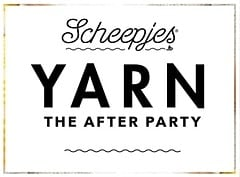 YARN The After Party Booklets