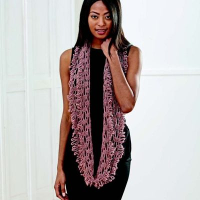 Celestia Melissa Leapmans Designer Crochet Accessories - Book Review - Pattern Excerpt
