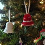 Crochet Ornament Bell Oombawka Design