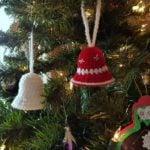 Crochet Ornament Bell Oombawka Design