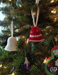Simple Christmas Bell Crochet Pattern