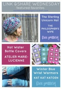 FEATURED FAVORITES - Link and Share Wednesday Link Party at Oombawka Design Crochet