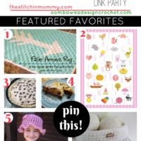 Our Featured Favorites – Tuesday PIN-spiration Link Party