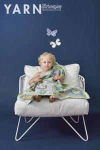 Moonlight Butterfly Blanket