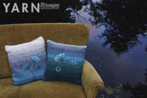 Water Lily Cushions