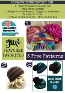 Your Featured Favorites Slouch Hats, Bun Hats, Ponytail Hats and Beanies!
