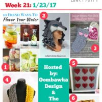 Tuesday PIN-spiration Link Party Time