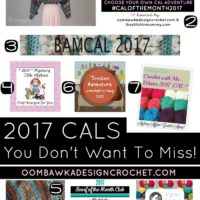 2017 CALS You Don't Want To Miss!