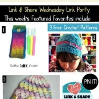 This Week's Features: 3 Free Crochet Patterns