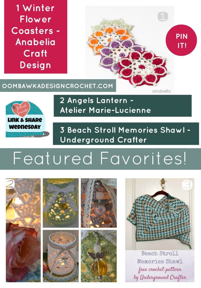 FEATURED FAVORITES Link and Share Wednesday Party