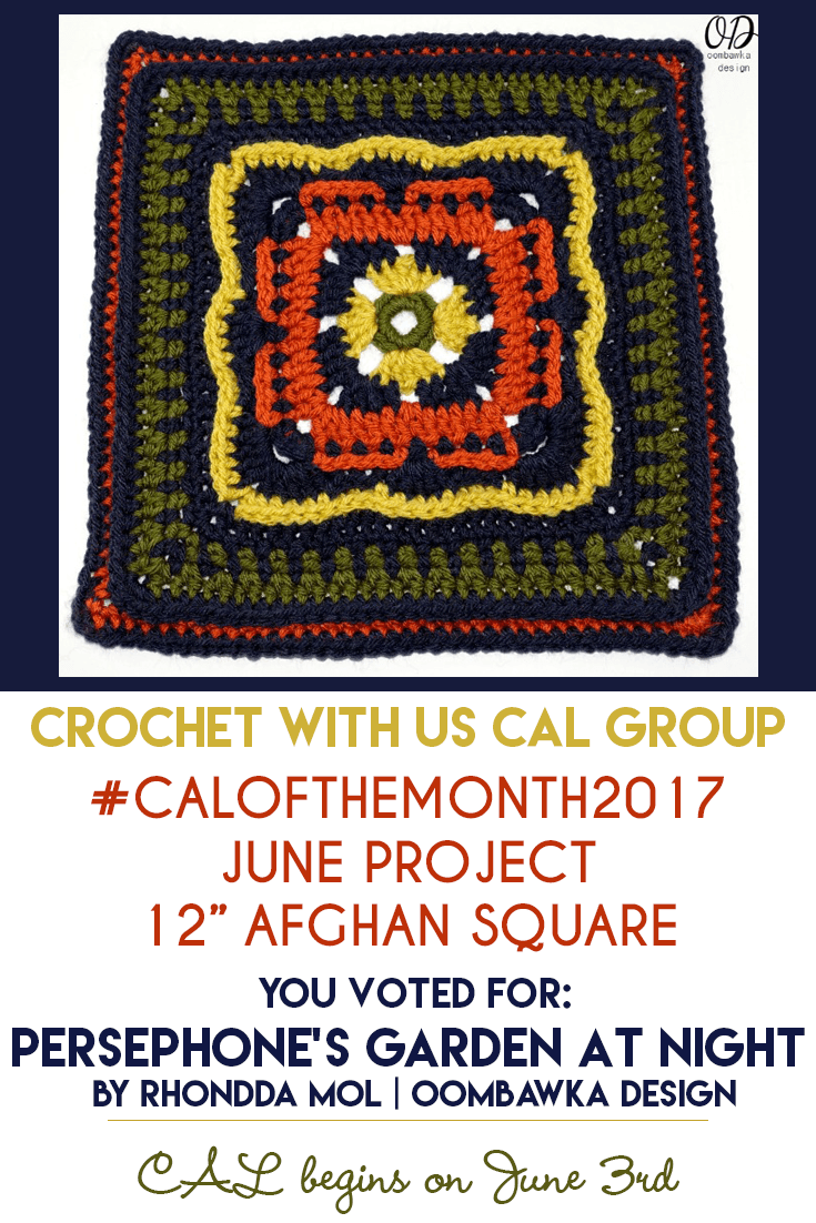 June CALOFTHEMONTH2017 Afghan Square