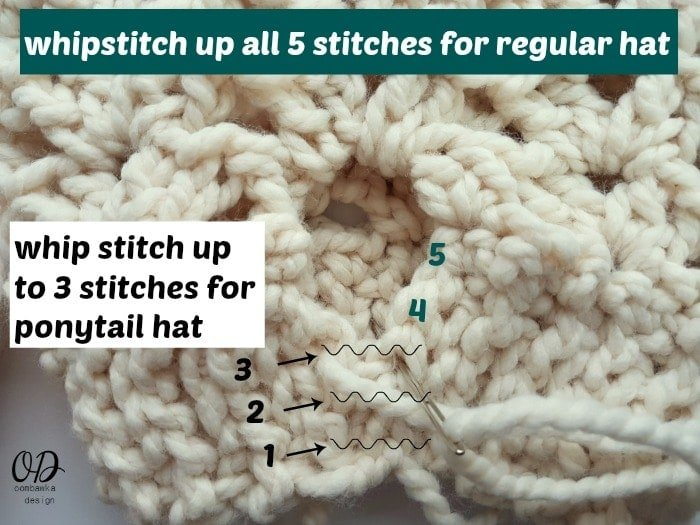 Easy 40 Minute Free Crochet Hat Pattern with Video