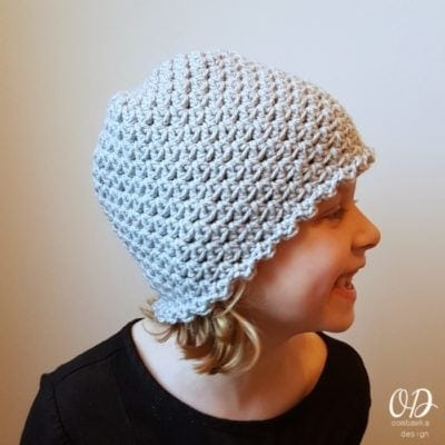 Sweet Hugs Hats Child Size Free Pattern Oombawka Design