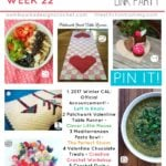 Crochet, Recipes and Patchwork – Projects for you to Try!