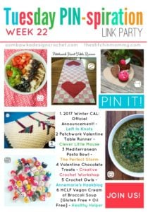 TUESDAY PIN-SPIRATION LINK PARTY WEEK 22 Featured Favorites