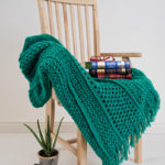 I Like Crochet FEBRUARY Book Club Afghan