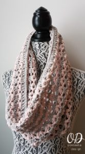 Love is in the Air Valentine's Day Cowl Oombawka Design