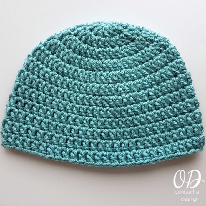 The BBB Hat - Free Crochet Pattern - Oombawka Design 2