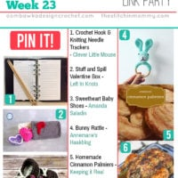 Tuesday PIN-spiration Link Party Week 23 Features!