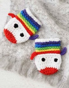 Bold Baby Crochet - 30 Modern And Colorful Projects for Baby