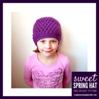 Sweet Spring Hat