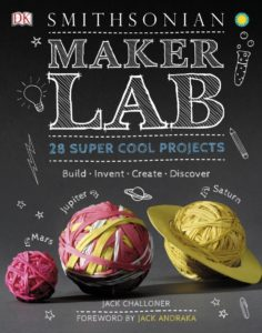 Maker Lab - DKCanada - Book Review