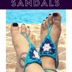 Beach Day Barefoot Sandals – #CELEBRATEMOMCAL