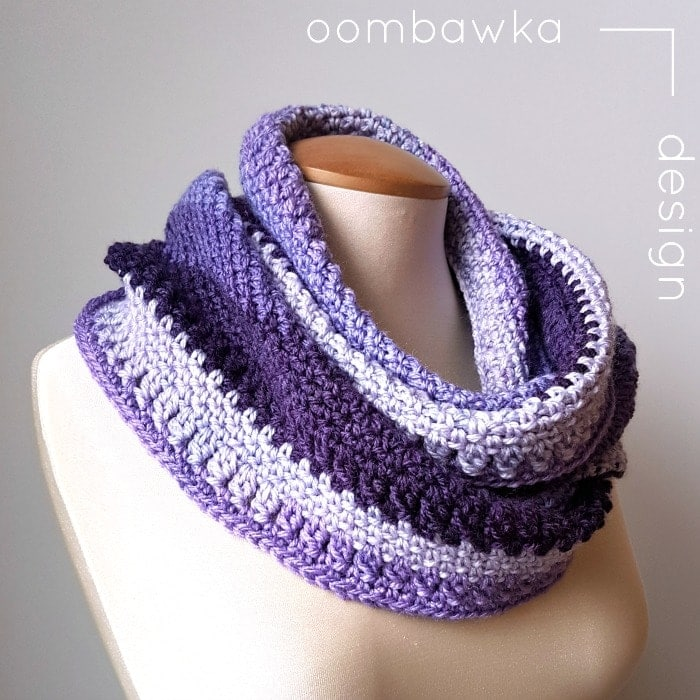 Casual Cowl Free Pattern Oombawka Design