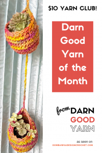 Darn Good Yarn of the Month Box