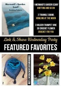 Featured Favorites Knitting and So On Howling at the Moon and Crochet for You