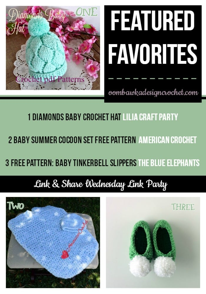 Featured Favorites Link and Share Wednesday Link Party