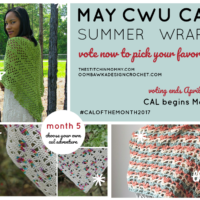 Choose Your Own #CALOFTHEMONTH2017 May – Summer Wraps