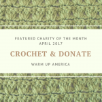 Featured Charity of the Month – April 2017 – Warm Up America