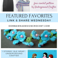 Your Favorite Projects at the Link and Share Wednesday Link Party!