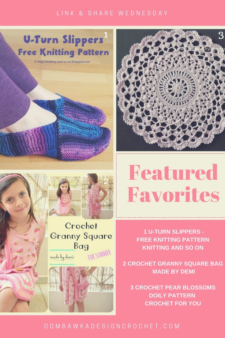 Featured Favorites Link and Share Wednesday PIN